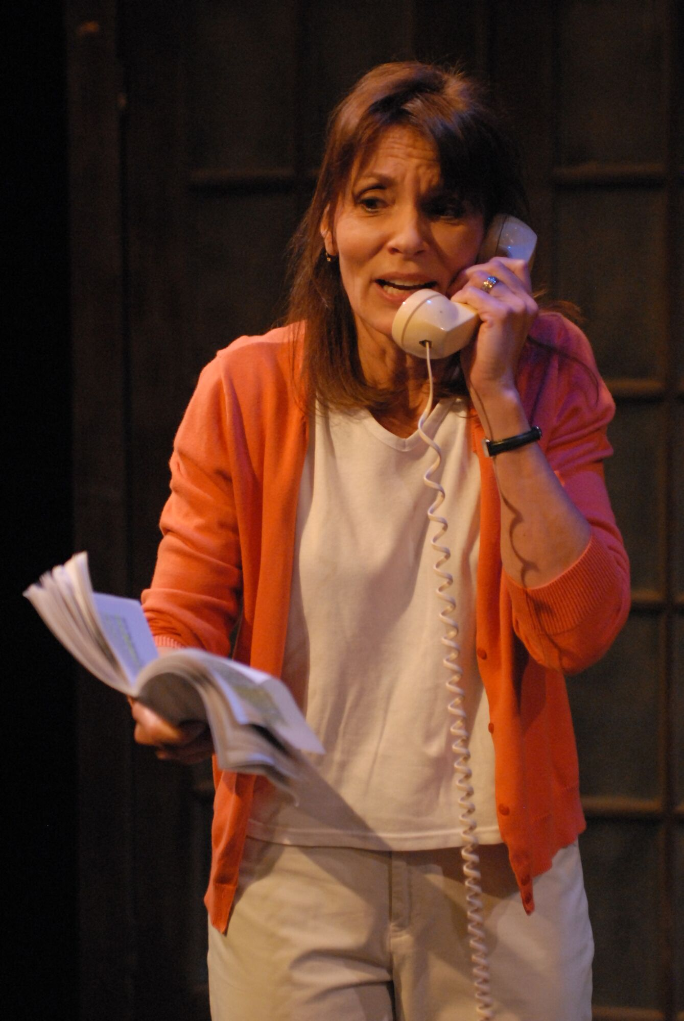 Karla Mason <br> STAGE | 'Prisoner of Second Avenue'