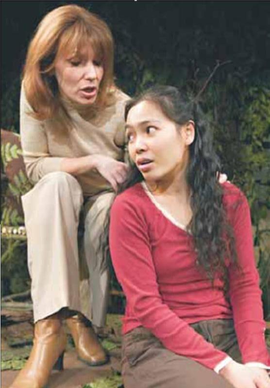Karla Mason <br> STAGE | 'Redwood Curtain'